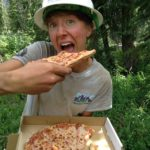 Backcountry Pizza Delivery